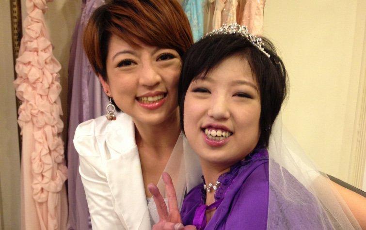 呂欣潔:我是姊姊、也是小媽媽
