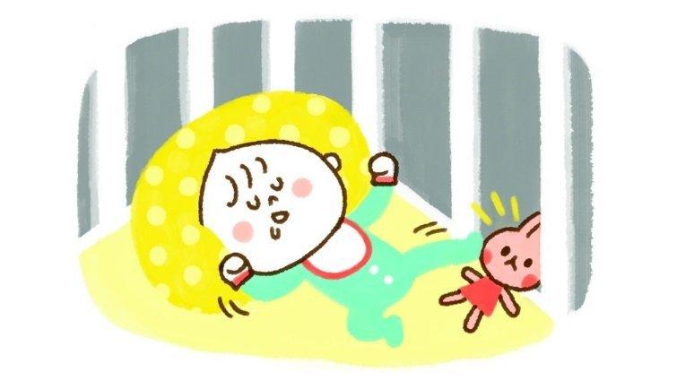 生活隱形地雷1:嬰兒床
