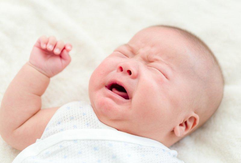 不同國家的寶寶哭聲,會不一樣嗎?