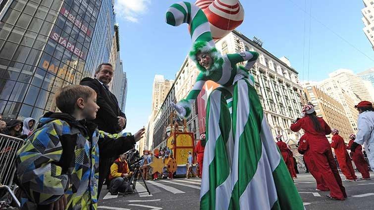 美國紐約小學生 從節日認識多元族群