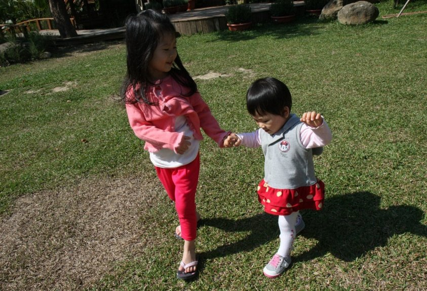 張旭鎧:學齡小孩練行走,有助感覺統合發展!