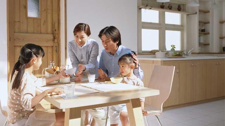 我們為什麼無法和孩子共進晚餐?