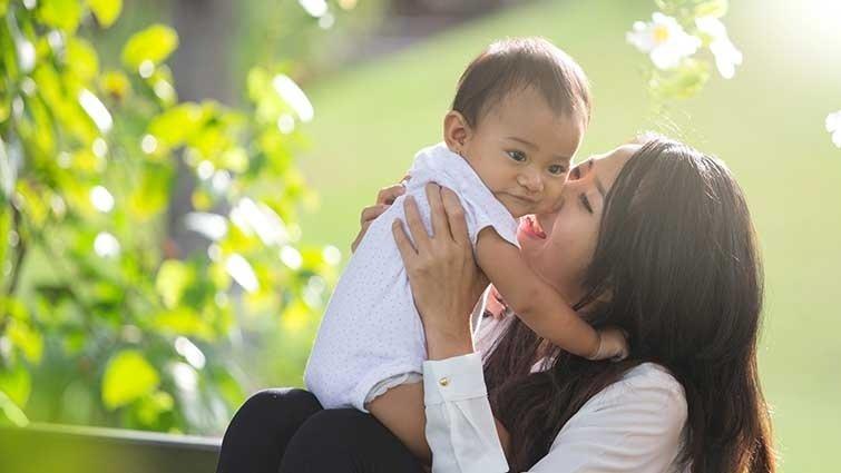 密集母職──太多選擇,壓力更大