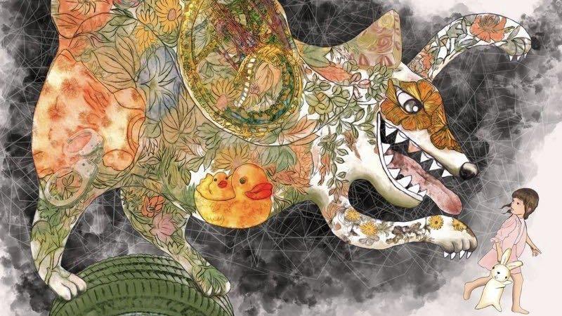 從繪本《蝴蝶朵朵》與小小孩聊兒童性侵