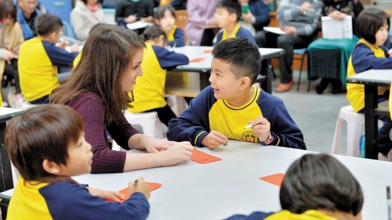 趨勢1》全台300+公立國中小掀雙語課熱潮