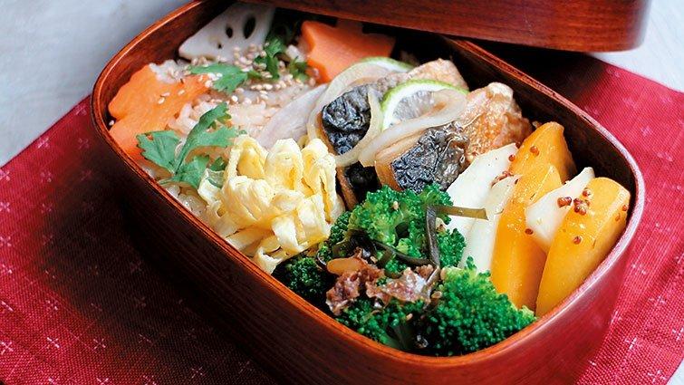 自炊食代的極光家之味:晚餐主菜,變身便當菜