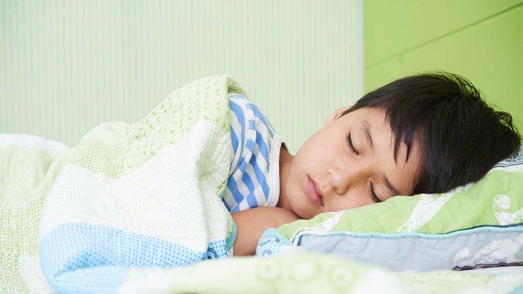 【請問長庚醫生】睡眠是孩子成長發育的關鍵