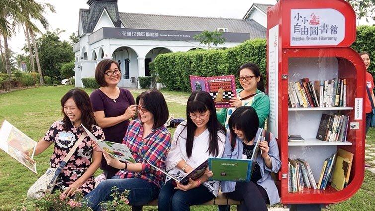 什麼是小大讀書會?推動親子繪本共讀的運動,從20多年前開始...