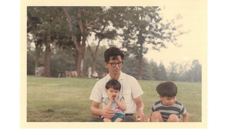 李遠哲-「不常在場」的父親