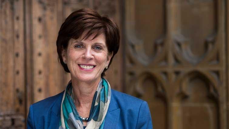 牛津大學首位女校長路易絲‧理查森: 脫穎而出,全靠「叛逆」