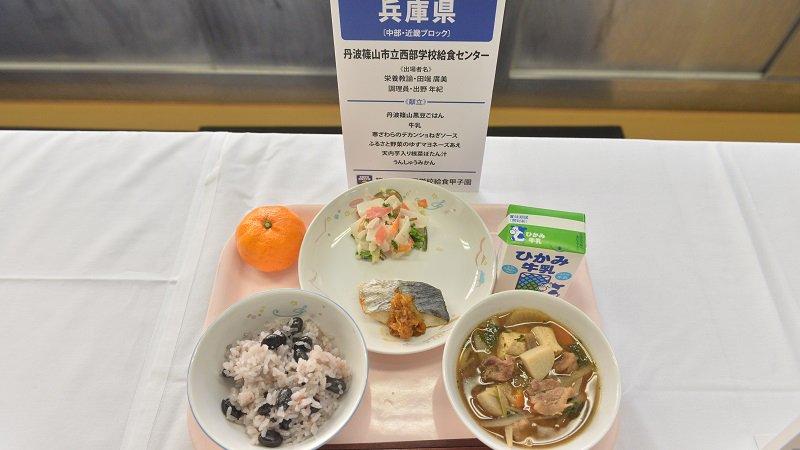直擊日本營養午餐大賽,一餐僅2g鹽創造的美味營養