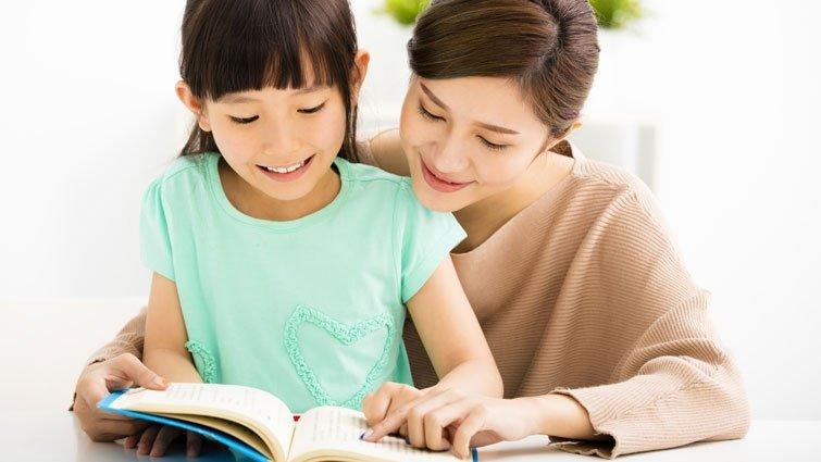 四招教出孩子的閱讀力!