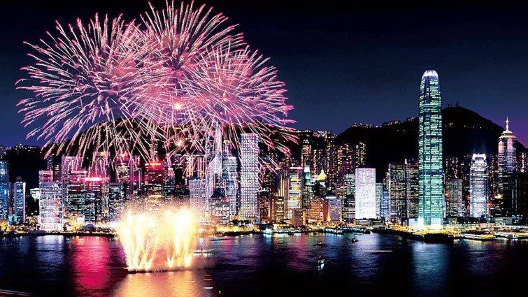 探訪城市外的綠意,不一樣的香港遊