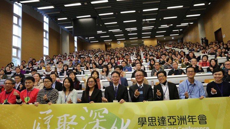 學思達亞洲年會 教育創新讓臺灣成為「教育輸出國」