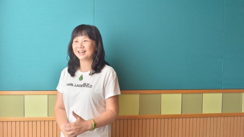 世新廣電助理教授 黃聿清:神人在哪裡?誰能教老師談媒體素養?