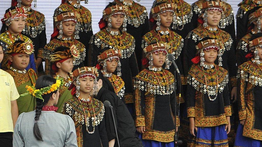 總統就職典禮國歌領唱女孩吳祖兒:「我想要唱一輩子的歌!」