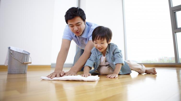 教孩子做家事,培養他們相信自己有追求夢想的能力