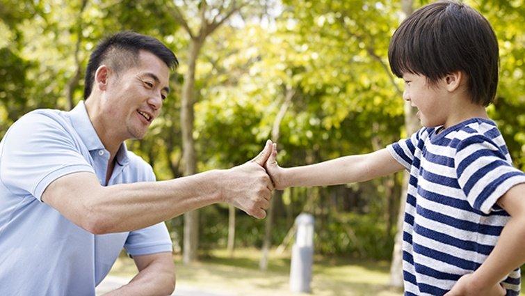 孩子出現問題 需要的不是改變,而是大人的耐心