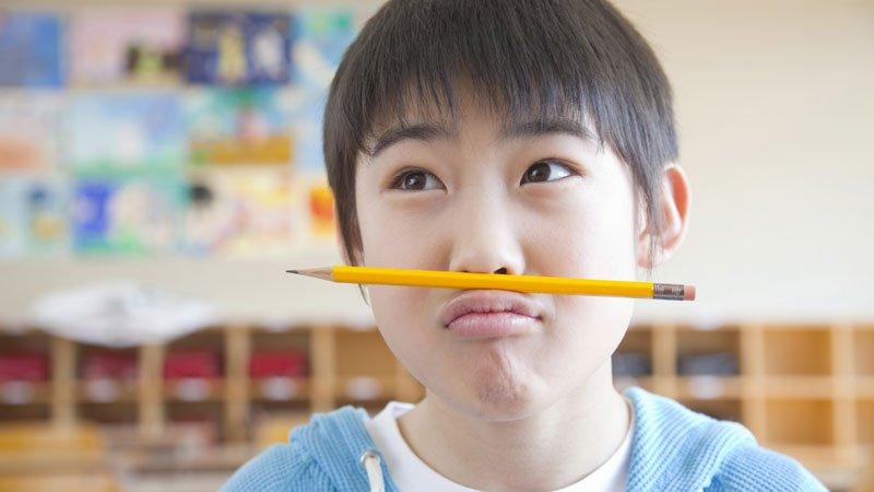 當孩子在教室裡發脾氣怎麼辦?