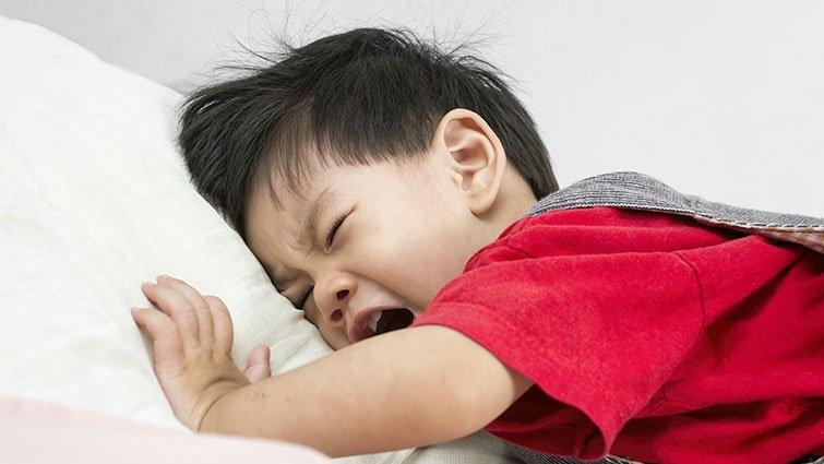應對幼兒暴怒的3個建議
