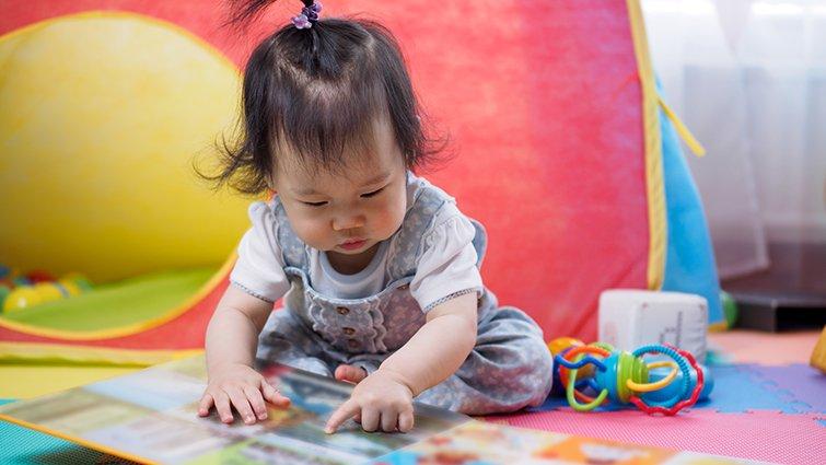 選布書、硬頁書時該注意什麼?為0~1歲寶寶選書的6大原則及推薦書單(上)