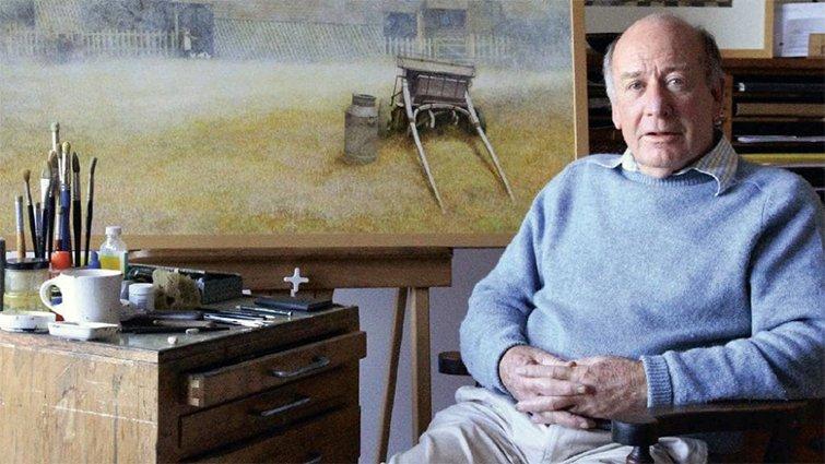 【童書大師系列】用圖像詮釋經典文學的羅伯・英潘:我不是藝術家,我是個插畫家