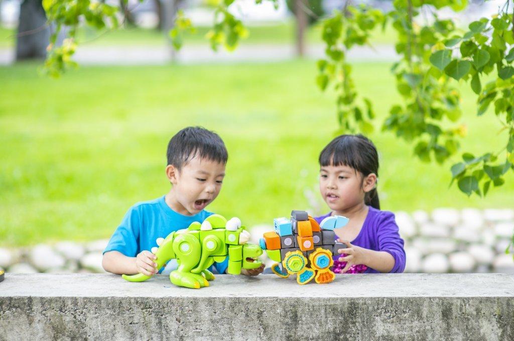 融合STEM與美學創意,智慧積木從遊戲中啟發寶寶未來超能力