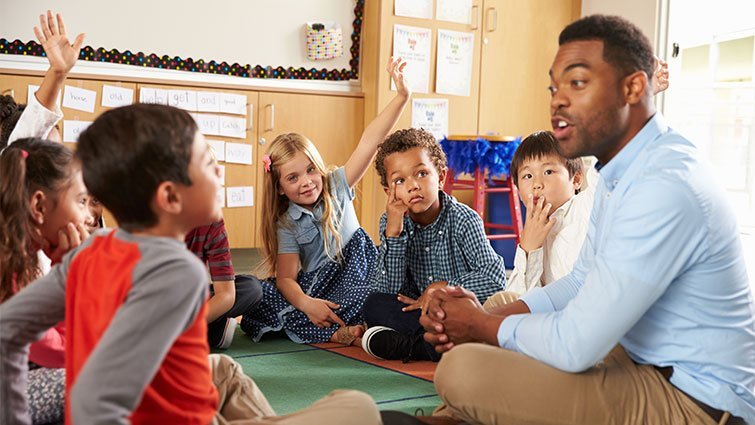 種族、性別、認同──和孩子談敏感議題的6大策略