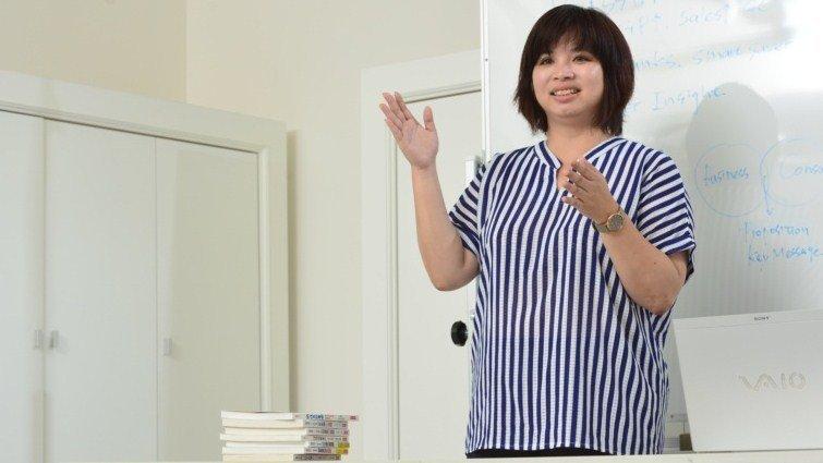 「專注積極  讓自己成為Solution Provider 」廣告創意人  黃筱雯