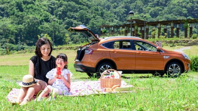 LUXGEN U6 TURBO ECO HYPER 為親子創造難忘的暑假回憶