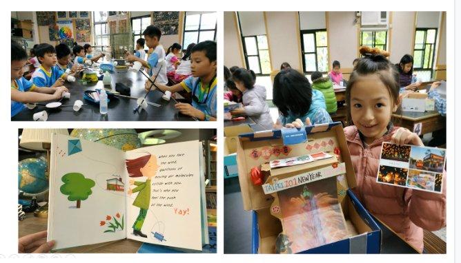 2019教育創新100│文化國小沉浸式英語課 讓孩子在真實情境中學習