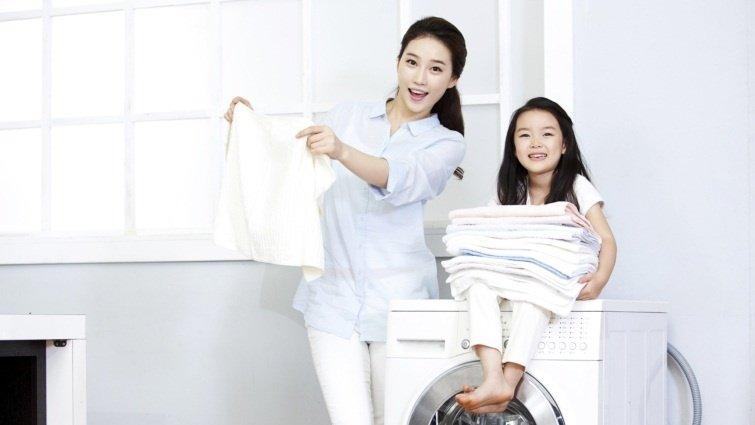 衣服要洗淨  秘訣首重成份單純洗衣精
