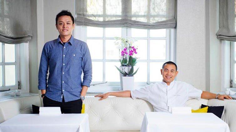 江振誠x 陳昱任:我不是教你做菜,而是頂尖的格局