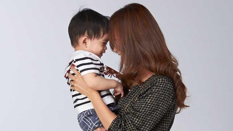我與母親的那一次擁抱