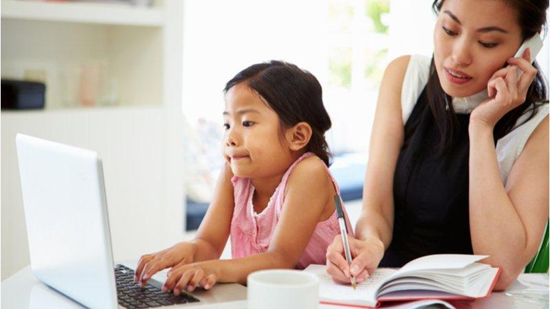 在家工作或防疫都不輕鬆!別說自我挑戰,每天該做的更難做完了