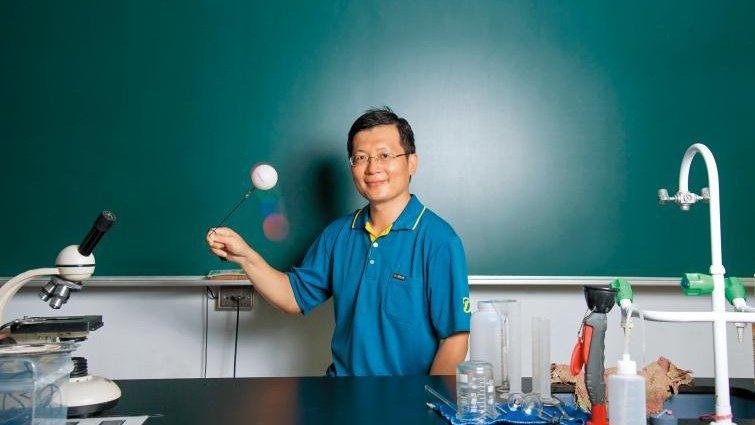 大橋國中教師王德麟:派得上用場的知識,才會變成智慧