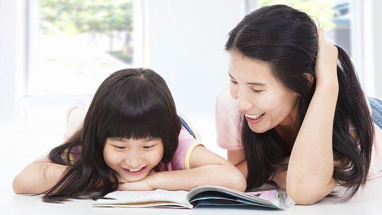 親子間的信任感,打下孩子「學得會」基石