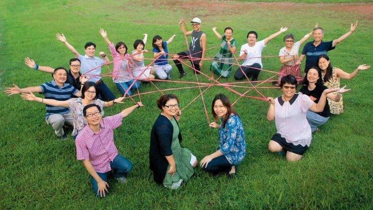 藍偉瑩:幫助孩子,得先幫助老師改變