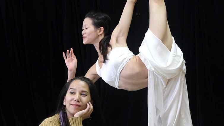 林秀偉:跳舞,是血液裡無可抗拒的衝動