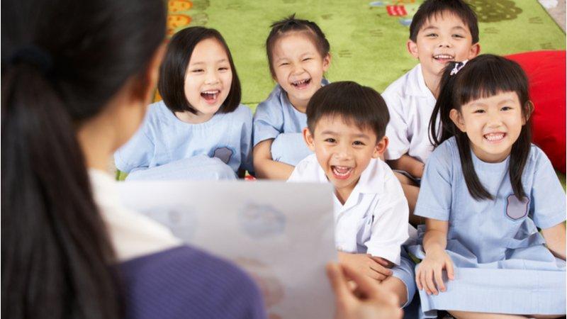 原來教孩子學會「快樂」,最簡單的方式是這個!