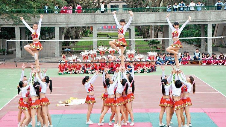 花蓮縣海星中學國中部:多元活動給孩子舞台
