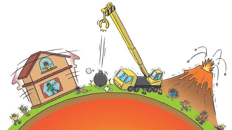 【給父母的科普知識私藏包】為什麼會有地震?