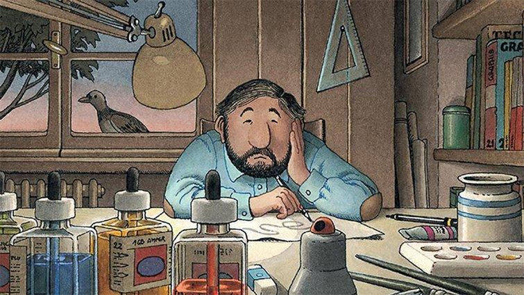 【童書大師系列】顛覆讀者對童書的想像──夢幻騎士羅貝托.英諾桑提
