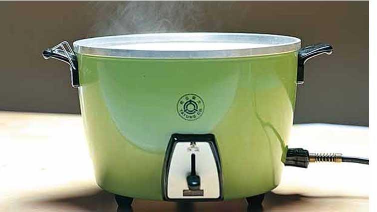 譚敦慈:自來水蒸飯會致癌?電鍋、電磁爐迷思一次破解