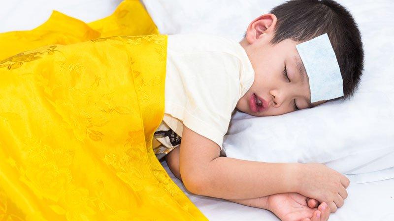 川崎氏症會跟新冠肺炎有關嗎?