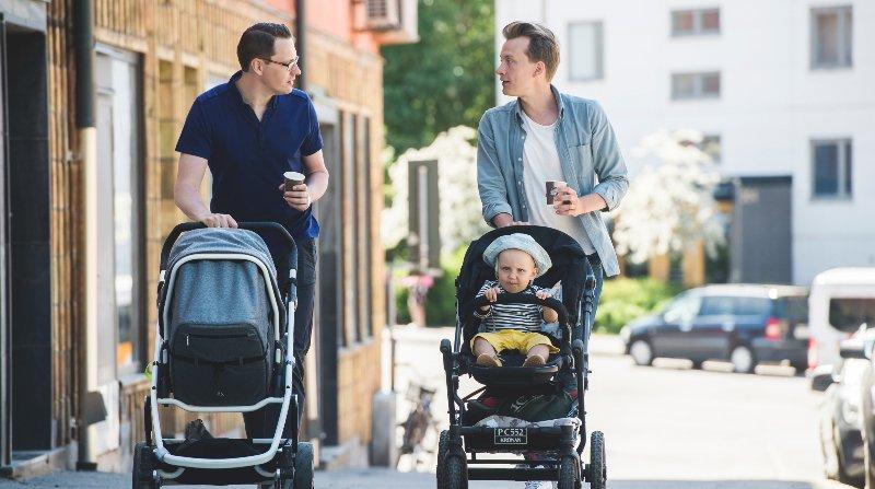 瑞典隆德大學社會系主任:爸媽請親職假育兒,工作表現更好