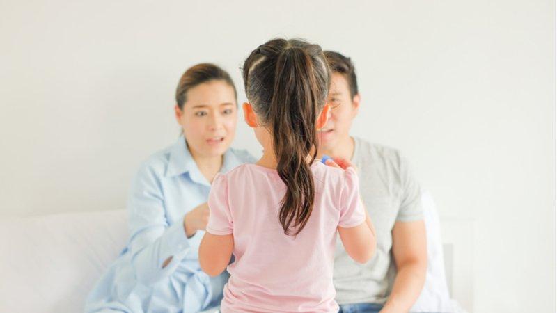 改善說謊行為,爸媽請先肯定孩子的誠實