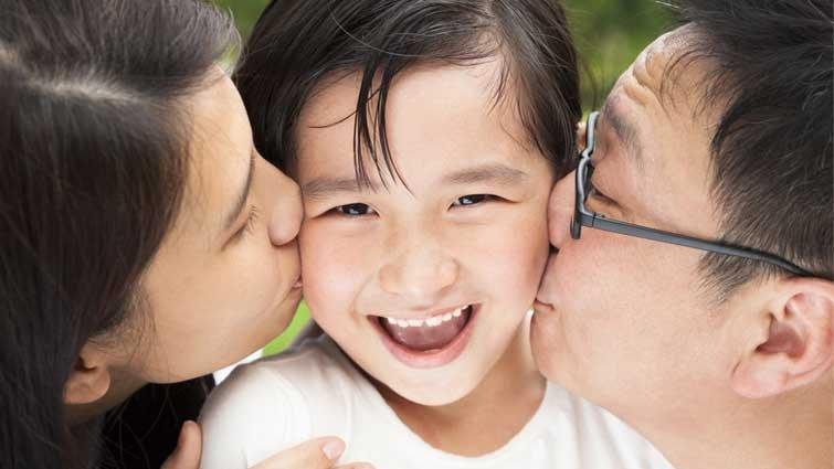 黃瑽寧:讓孩子感受無條件的愛
