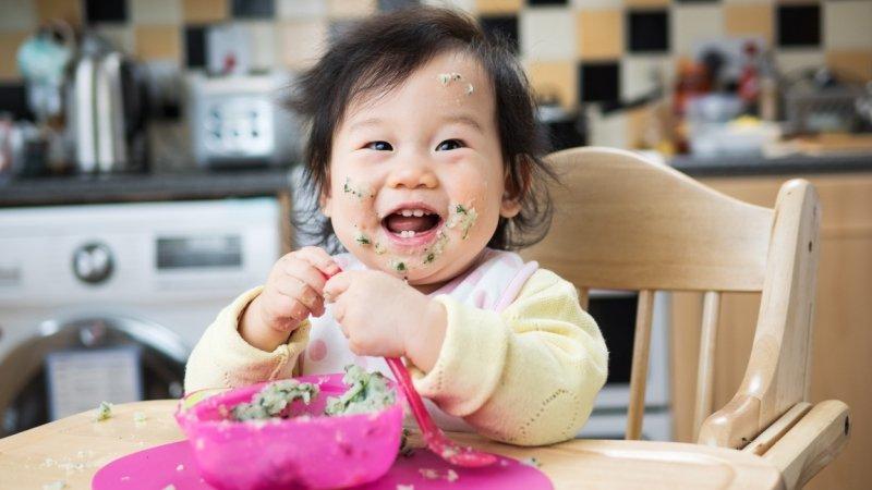 寶寶不愛吃飯,只想喝奶怎麼辦?