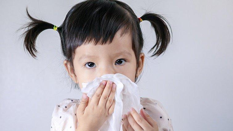 兒童流鼻血的原因與處理